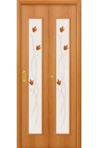 Межкомнатная дверь книжка 22 Х Итальянский Орех