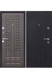 Входная металлическая дверь Йошкар с МДФ панелью, венге
