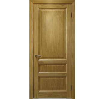 Межкомнатная дверь Атлантис-2 (дуб натуральный, глухая)