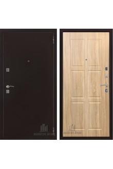 Входная металлическая дверь Триумф ФЛ Классик Дуб сонома светлый