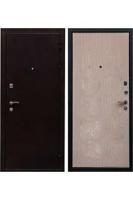 Входная металлическая дверь Ратибор Практик (Дуб беленый)
