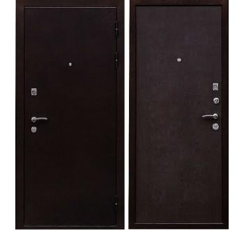Входная металлическая дверь Ратибор Практик (Венге)