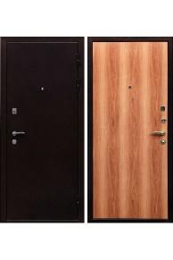 Входная металлическая дверь Ратибор Практик (Миланский орех)