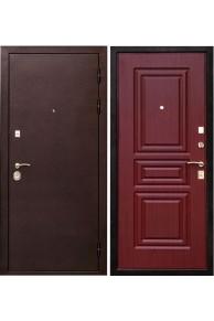 Входная металлическая дверь Ратибор Бордо
