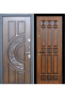 Входная металлическая  дверь Лекс 14 Нептун