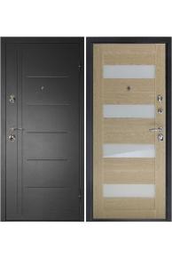 Входная металлическая дверь Сити-С Дверной Континент.