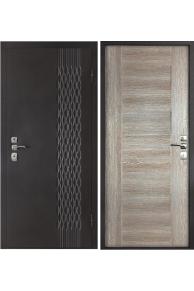Входная металлическая  дверь дверной Континент  Грация