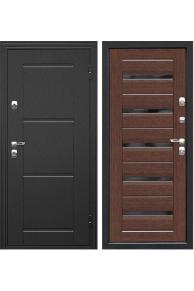 Входная металлическая  дверь дверной Континент  Маэстро венге