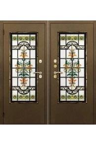Входная металлическая Сейф-дверь Аргус «Комплимент»