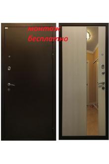 Входная металлическая дверь Ратибор Милан Лиственница