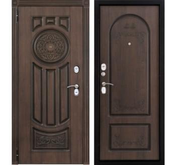 Входная  металлическая дверь  Лео (уличная)