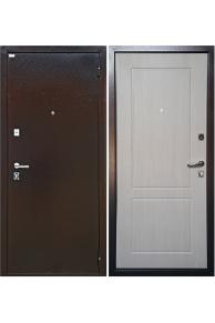 Входная металлическая дверь Форт Люкс Капучино