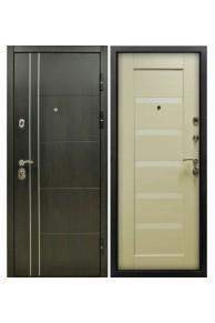 Входная уличная металлическая дверь Снедо Техно М-01 3К
