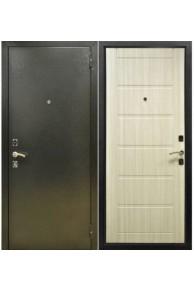 Входная металлическая дверь Снедо  Сити цвет Эш вайт