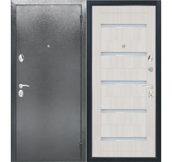 Входная  металлическая дверь  ZMD Премиум SB Сандал светлый