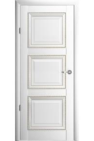 Межкомнатная дверь  Версаль-3 глухая белая