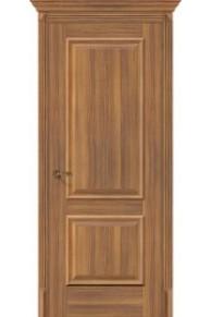 Межкомнатная дверь с экошпоном Классико-12 Golden Reef