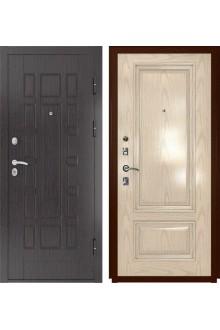 Входная металлическая дверь Luxor-5 (Фараон-1 слоновая кость)