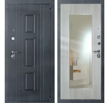 Входная металлическая дверь Джаз с Зеркалом
