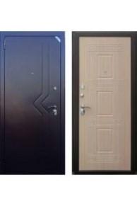 Входная дверь ZETTA Комфорт 2  Беленый венге комплектация Д1
