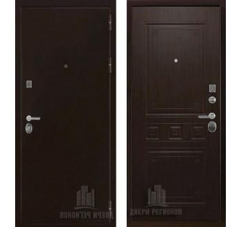 Входная металлическая дверь Соломон Гранд ( Венге)