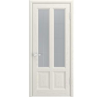 Межкомнатные двери ТИТАН-3 (Дуб RAL 9010, до)