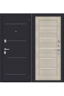 Входная  металлическая дверь Техно 2 Капучино