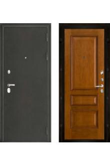 Входная дверь Колизей антик серебро - Вена тон 14