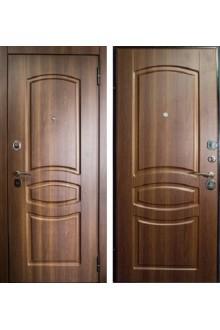 Входная  металлическая сейф дверь Аргус «ДА-73» Дуб Рустикальный