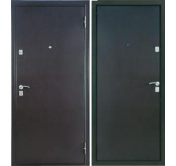 """Входная  металлическая дверь Бульдорс """"Бригадейра"""" Steel 3"""