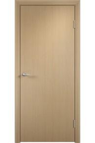 Межкомнатная дверь дверное полотно гладкое ДПГ беленый дуб