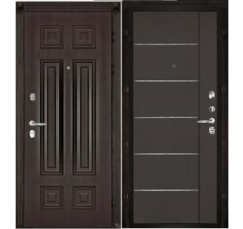Входная металлическая дверь Сенатор Марсель MD 002 венге