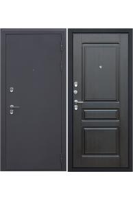 Входная металлическая  дверь с терморазрывом «Термо 3К NEW» венге