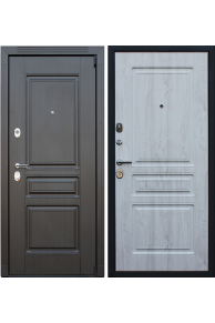 Входная металлическая дверь «Гермес NEW» сосна белая