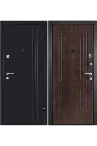 Входная металлическая дверь Дверной Континент Лайн  Венге