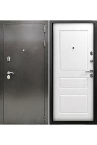 Входная металлическая дверь Снедо  Соломон РФ 3К - ясень белый