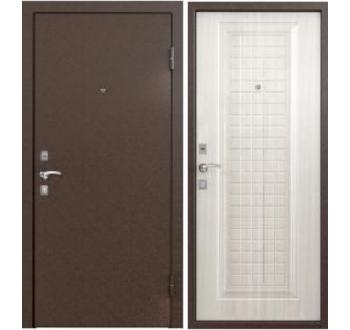 Входная металлическая дверь Бульдорс STARTER X,Скин