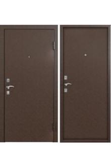 Входная металлическая дверь Бульдорс STARTER X, Steel-2 Металл / Металл