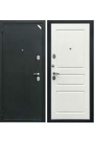 Входная  металлическая дверь Zetta ЕВРО 2 Б2 Система белая