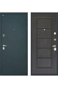 """Входная металлическая дверь Интекрон Колизей,ФЛ-39, Цвет """"Орех премиум"""""""