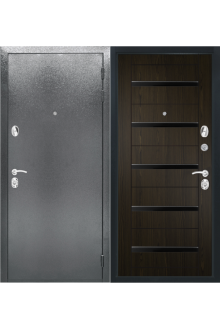 Входная  металлическая дверь  ZMD Премиум SB Венге