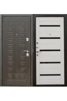Входная металлическая дверь Сталь ПП 105 Сенатор