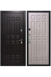 Входная металлическая дверь Армада Стандарт 16 дуб беленый