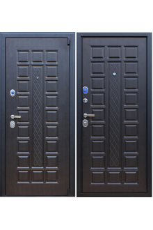Входная металлическая дверь АСД Консул венге