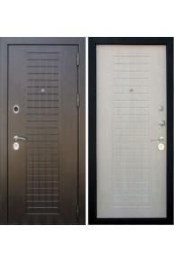 Входная металлическая дверь Кондор Реал белёный дуб