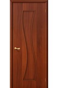 Межкомнатная ламинированная дверь 11Г итальянский орех