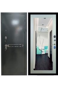 Входная  металлическая дверь Президент S1Z зеркало