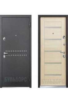 Входная металлическая дверь Бульдорс 44RP шамбори светлый