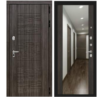 Входная металлическая дверь Лабиринт SCANDI- зеркало венге