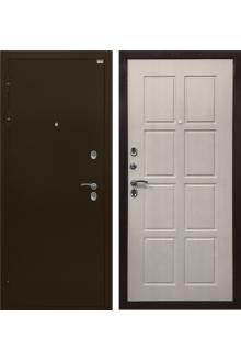 Входная металлическая дверь с терморазрывом Термоблок 3К Лиственница беж